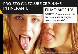 "You are currently viewing Projeto Cineclube Itinerante exibe o filme ""Aos 13"" em Dourados"