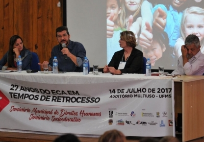 You are currently viewing CRP14/MS realizou seminário para tratar dos direitos da Criança e do Adolescente em tempo de retrocesso