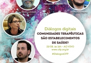 You are currently viewing Diálogos Digitais: comunidades terapêuticas são estabelecimentos de saúde?