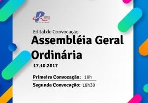 You are currently viewing Convocação -Assembléia Geral Ordinária