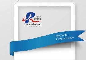 You are currently viewing CRP14/MS recebe Moção de Congratulação pelo Dia da Psicóloga e Psicólogo