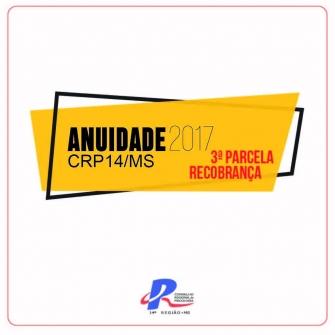 You are currently viewing 3ª parcela da recobrança de 2017 vence no dia 30/11