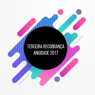You are currently viewing Gerada terceira e última recobrança da anuidade 2017