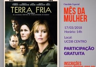 You are currently viewing Cineclube CRP14/MS apresenta Terra Fria no mês de março