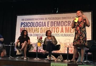 You are currently viewing Seminário de Direitos Humanos defende direitos e crítica intolerância