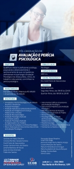 You are currently viewing Consellho participa de aula inaugural da pós em Avaliação Psicológica e Perícia.