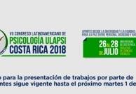 You are currently viewing III Congresso Latino-Americano de Psicologia ULAPSI Costa Rica