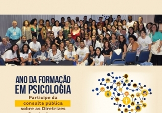 You are currently viewing Participe da consulta pública sobre as Diretrizes Curriculares da Psicologia