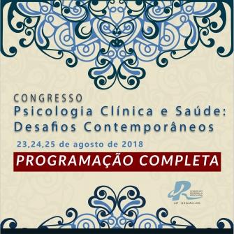 """You are currently viewing CRP14/MS divulga  programação do Congresso """"Psicologia Clínica e Saúde – Desafios Contemporâneos"""""""