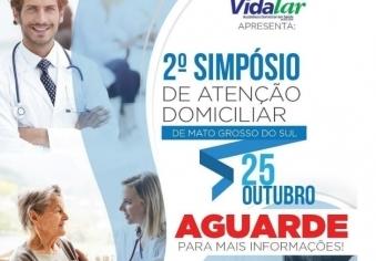 You are currently viewing Divulgação de terceiros: 2º Simpósio de Atenção Domiciliar do Mato Grosso do Sul.