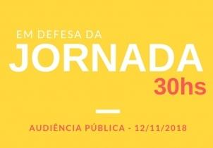 You are currently viewing Em defesa da Jornada de 30 horas
