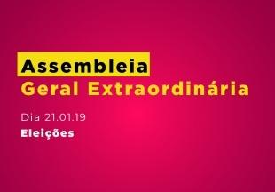 You are currently viewing Conselho convoca Assembleia Geral Extraordinária para tratar das Eleições do Regional