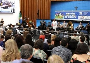 You are currently viewing Evento comemora os 70 anos da Declaração dos Direitos Humanos
