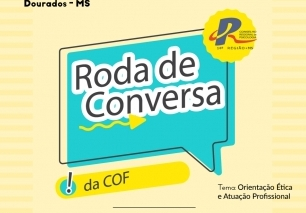 You are currently viewing Dourados receberá Roda de Conversa da COF