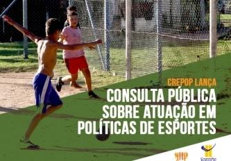You are currently viewing Última semana para participar da consulta pública sobre atuação da Psicologia em políticas de esporte