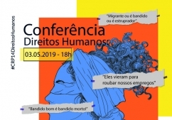 You are currently viewing Conselho realiza em maio Conferência sobre Direitos Humanos