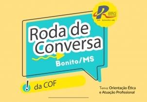 You are currently viewing Bonito e Naviraí recebem Roda de Conversa da COF