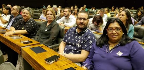 You are currently viewing CRP14/MS participa de Sessão Solene do Congresso Nacional em Homenagem ao Dia Nacional da Luta Antimanicomial