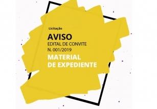 You are currently viewing CRP14/MS PUBLICA EDITAL DE LICITAÇÃO PARA AQUISIÇÃO DE MATERIAL DE EXPEDIENTE