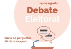 You are currently viewing Debate eleitoral: categoria poderá enviar questionamentos até dia 02 de agosto
