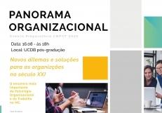 You are currently viewing Panaroma organizacional: evento aborda os novos dilemas das organizações no mundo do trabalho do século XXI