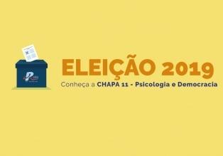 You are currently viewing Conheça a Chapa 11: Psicologia e Democracia