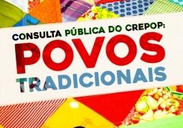 You are currently viewing Consulta Pública do CREPOP: Povos Tradicionais