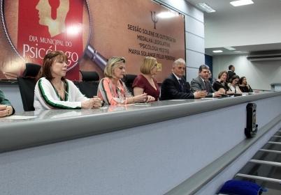 You are currently viewing Psicologas e Psicólogos são homenageados pela Câmara Municipal de Campo Grande