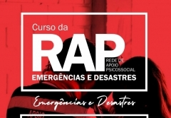 You are currently viewing Cruz Vermelha promove curso de Apoio Psicossocial em casos de Emergências e Desastres