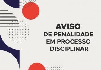 You are currently viewing AVISO DE PENALIDADE EM PROCESSO DISCIPLINAR