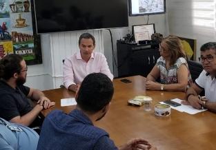 You are currently viewing Conselho e entidades da Psicologia se reúnem com prefeito de Campo Grande para discutir pautas da categoria