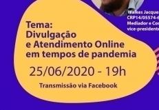 You are currently viewing CRP14/MS faz transmissão ao vivo sobre Divulgação e Atendimento Online em tempos de pandemia