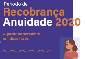 You are currently viewing Periodo de Recobrança da Anuidade 2020 começa em setembro