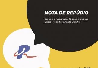 You are currently viewing Nota de Repúdio