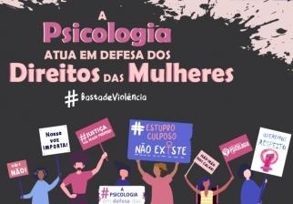 You are currently viewing Pelo fim da violência contra as mulheres: CFP e diversas entidades da Psicologia destacam que julgamento do caso de Mariana Ferrer foi marcado por machismo e misoginia