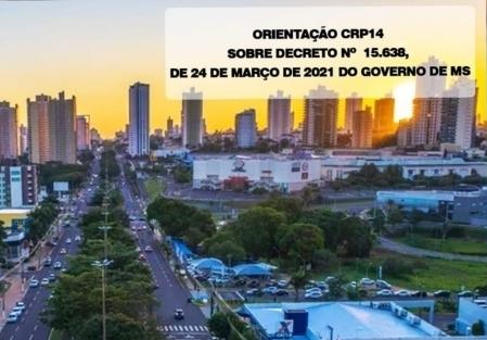 You are currently viewing Nota sobre o Decreto 15.683 do governo de MS