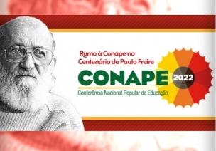 You are currently viewing CFP participa de comissão organizadora da Conferência Nacional Popular de Educação