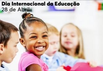 You are currently viewing 28 de Abril – Dia Mundial da Educação