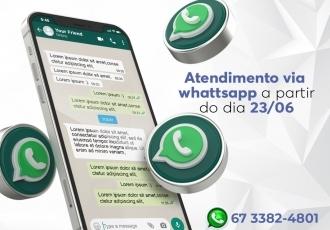 You are currently viewing WhatsApp CRP14/MS começa atender aos profissionais nesta quarta-feira (23)