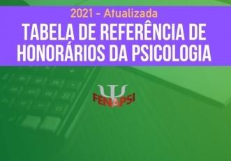 You are currently viewing Tabela de referência de honorários da Psicologia atualizada