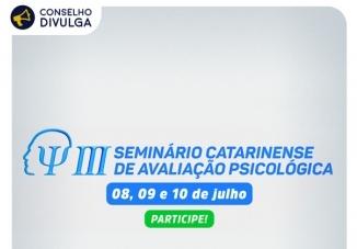 You are currently viewing III Seminário Catarinense de Avaliação Psicológica