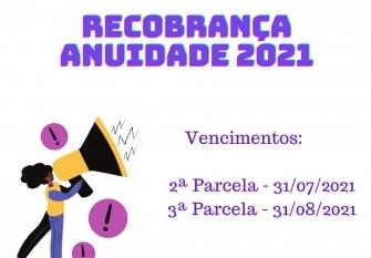 You are currently viewing Recobrança 2021: Fique Legal, Fique em Dia com a Psicologia!