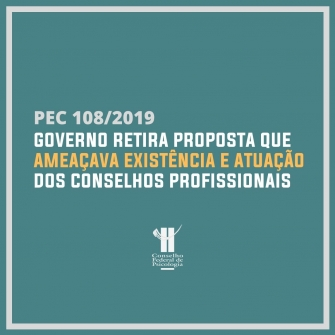 You are currently viewing PEC 108/2019: O CRP14/MS atuou junto ao CFP