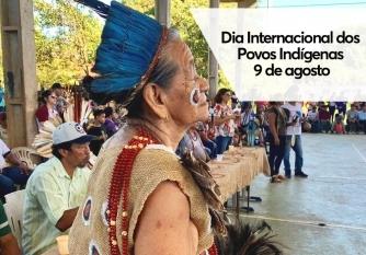 You are currently viewing 09 de Agosto: Dia dos Povos Indígenas