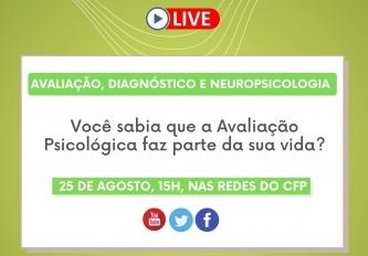 You are currently viewing CFP promove live sobre Avaliação Psicológica no contexto da Neuropsicologia