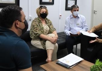 You are currently viewing CRP14/MS e CRESS debate implantação da Lei 13.935 com o deputado Márcio Fernandes