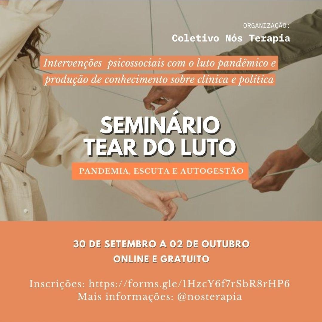 You are currently viewing Seminário Tear do Luto