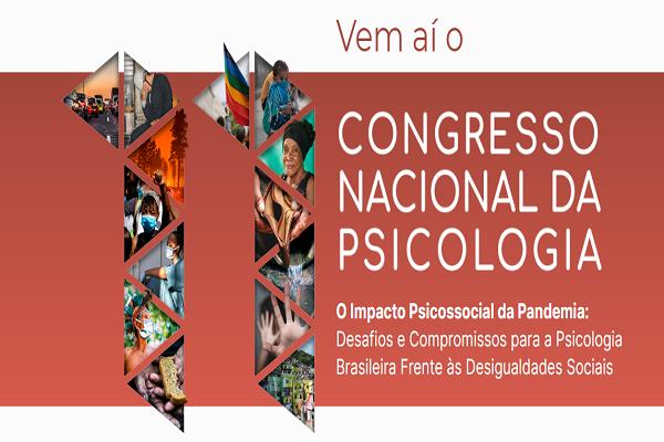 You are currently viewing Vem aí o 11º Congresso Nacional de Psicologia (CNP)