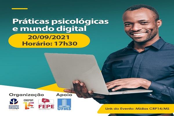 Read more about the article Inscreva-se: Práticas Psicológicas e Mundo digital