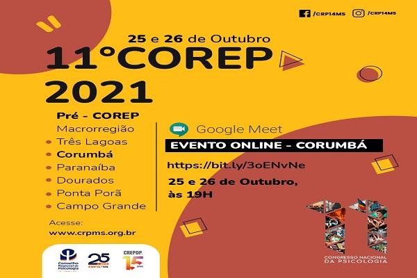 Read more about the article Pré-COREPS: Agora chegou a vez da macrorregião de Corumbá!